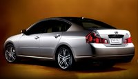 2007 INFINITI M45, Back Left Quarter View, exterior, manufacturer, gallery_worthy
