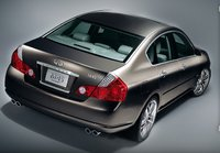 2007 INFINITI M45, Back Right Quarter View, exterior, manufacturer, gallery_worthy