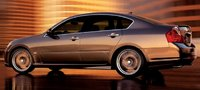 2007 INFINITI M45, Left Side View, exterior, manufacturer, gallery_worthy