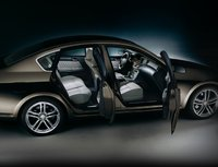2007 INFINITI M45, Back Row And Front Row Seats With Open Doors, interior, manufacturer, gallery_worthy