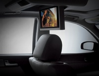 2007 Infiniti M45, Above Head Video Player, manufacturer, interior