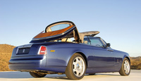 2007 Rolls-Royce Phantom Drophead Coupe Convertible, Soft Top, manufacturer, exterior