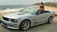 2007 Saleen S281 Convertible SC, Front Left Quarter View, exterior, manufacturer