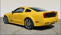 2007 Saleen S281 Coupe 3V, Left Side View, exterior, manufacturer