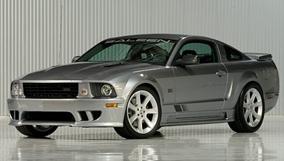 2007 Saleen S281 Coupe SC, Front Left Quarter View, exterior, manufacturer