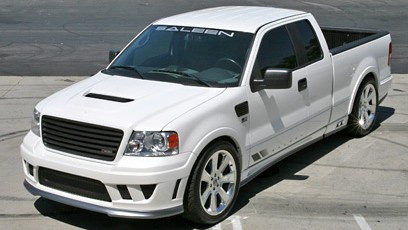 International Harvester Logo >> Saleen S331 Sport Truck - Overview - CarGurus