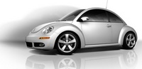 2007 Volkswagen Beetle, Left Side, manufacturer, exterior