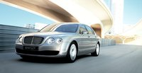 2008 Bentley Continental Flying Spur, 07 Continental Flying Spur, exterior, manufacturer