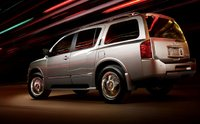 2008 INFINITI QX56, Back Left Side, exterior, manufacturer, gallery_worthy