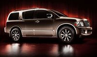 2008 INFINITI QX56, Right Side View, exterior, manufacturer, gallery_worthy