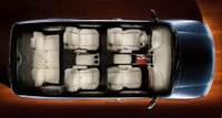 2008 INFINITI QX56, Top View of Seating, exterior, interior, manufacturer, gallery_worthy