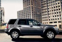 2006 Land Rover Freelander, side view, manufacturer, exterior