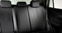 2006 Scion xA, Back Row Seating, interior, manufacturer