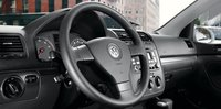 2007 Volkswagen Rabbit, Steering Wheel, interior, manufacturer