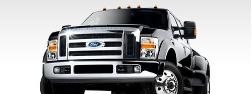 2008 Ford F-450 Super Duty, Front Veiw, exterior, manufacturer, gallery_worthy