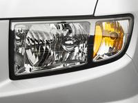 2008 Honda Ridgeline, Ridgeline Headlight, exterior, manufacturer