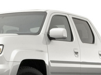 2008 Honda Ridgeline, Right Side View with Front and Back Row Doors, manufacturer, exterior