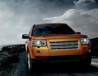 2008 Land Rover LR2, front view, exterior, manufacturer, gallery_worthy