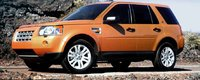 2008 Land Rover LR2, The 08 Land Rover LR2, exterior, manufacturer