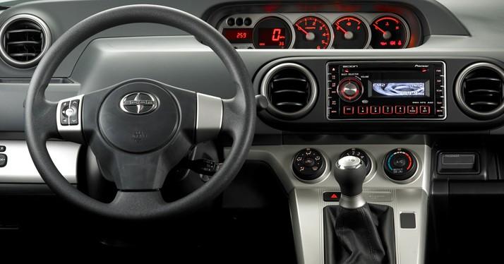 2008 Scion Xb Interior Autos Weblog