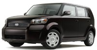2008 Scion xB, Front Left Quarter View, exterior, manufacturer