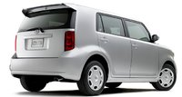 2008 Scion xB, Back Right Quarter View, exterior, manufacturer