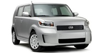 2008 Scion xB, Front Right Side View, manufacturer, exterior