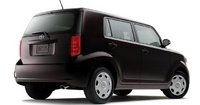 2008 Scion xB Base, Back Right Side View, exterior, manufacturer