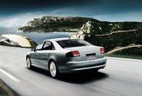 2004 Audi A8, 07 Audi A8, exterior, manufacturer