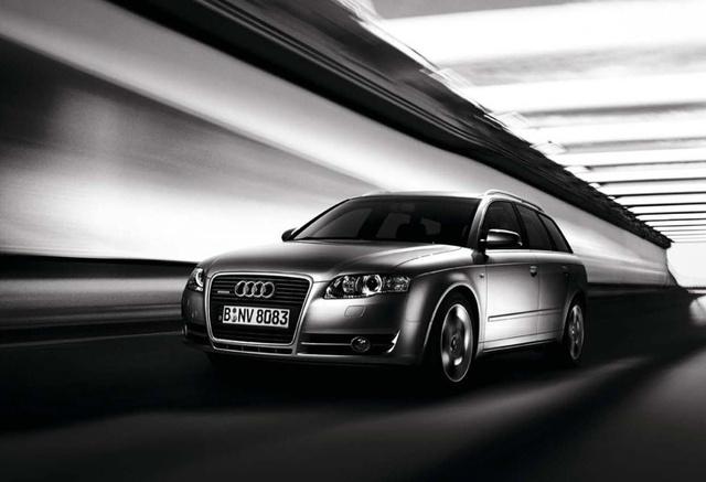 2007 Audi A4 Avant