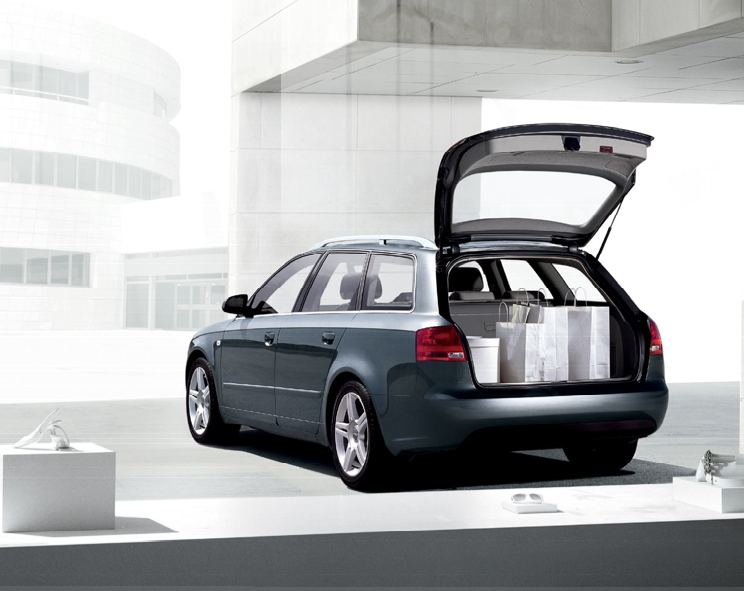 2007 audi a4 trunk dimensions. Black Bedroom Furniture Sets. Home Design Ideas