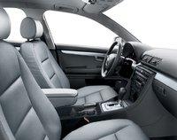 2007 Audi A4 Avant, front seat, interior, manufacturer