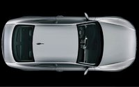 2008 Audi A5, aerial view, exterior, manufacturer