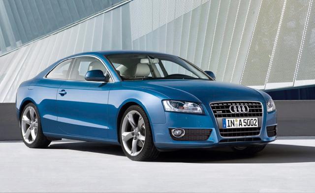 2008 Audi A5, 08 Audi A5, exterior, manufacturer