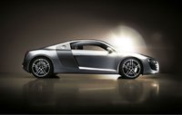 2008 Audi R8, side view, exterior, manufacturer