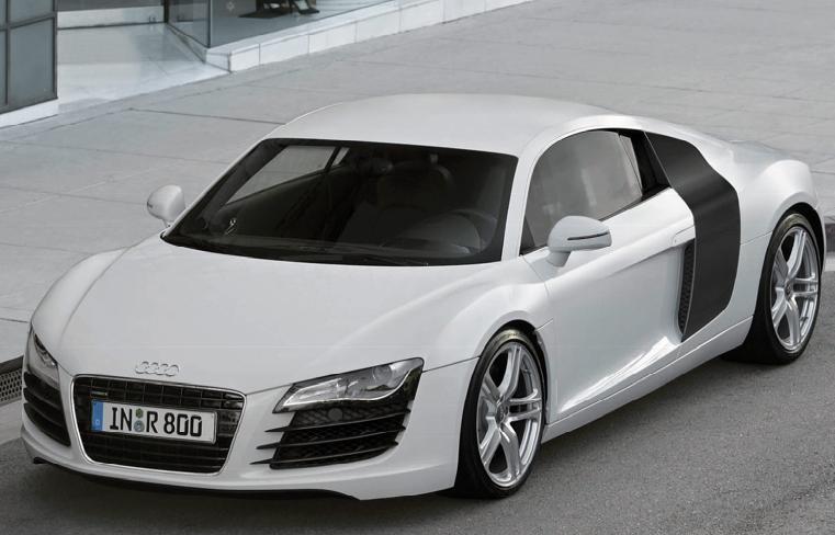 08 Audi R8