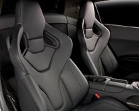2008 Audi R8, seats, interior, manufacturer