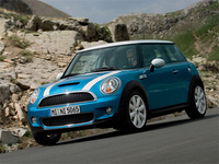 2007 MINI Cooper Picture Gallery