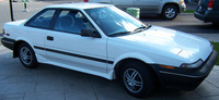 1989 Toyota Corolla SR5 Coupe, 1989ncorolla sr5