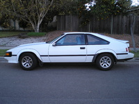 1985 Toyota Supra Picture Gallery