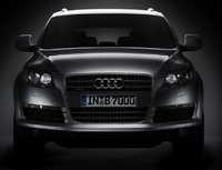 2007 Audi Q7, front view, exterior, manufacturer