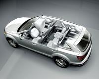 2007 Audi Q7, airbags, interior, exterior, manufacturer