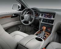 2007 Audi Q7, front seat, interior, manufacturer