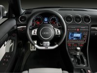 2007 Audi RS 4, dashboard, interior, manufacturer