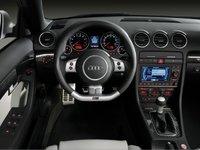 2007 Audi RS 4, dashboard, interior, manufacturer