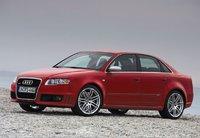 2007 Audi RS 4, 2007 Audi RS4, exterior, manufacturer