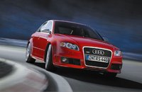 2007 Audi RS 4, The 07 Audi RS4, exterior, manufacturer