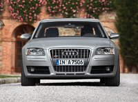 2007 Audi S8, front view, exterior, manufacturer