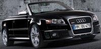 2008 Audi RS 4, The 2007 Audi RS4, exterior, manufacturer