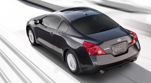 Awesome 2008 Nissan Altima Coupe